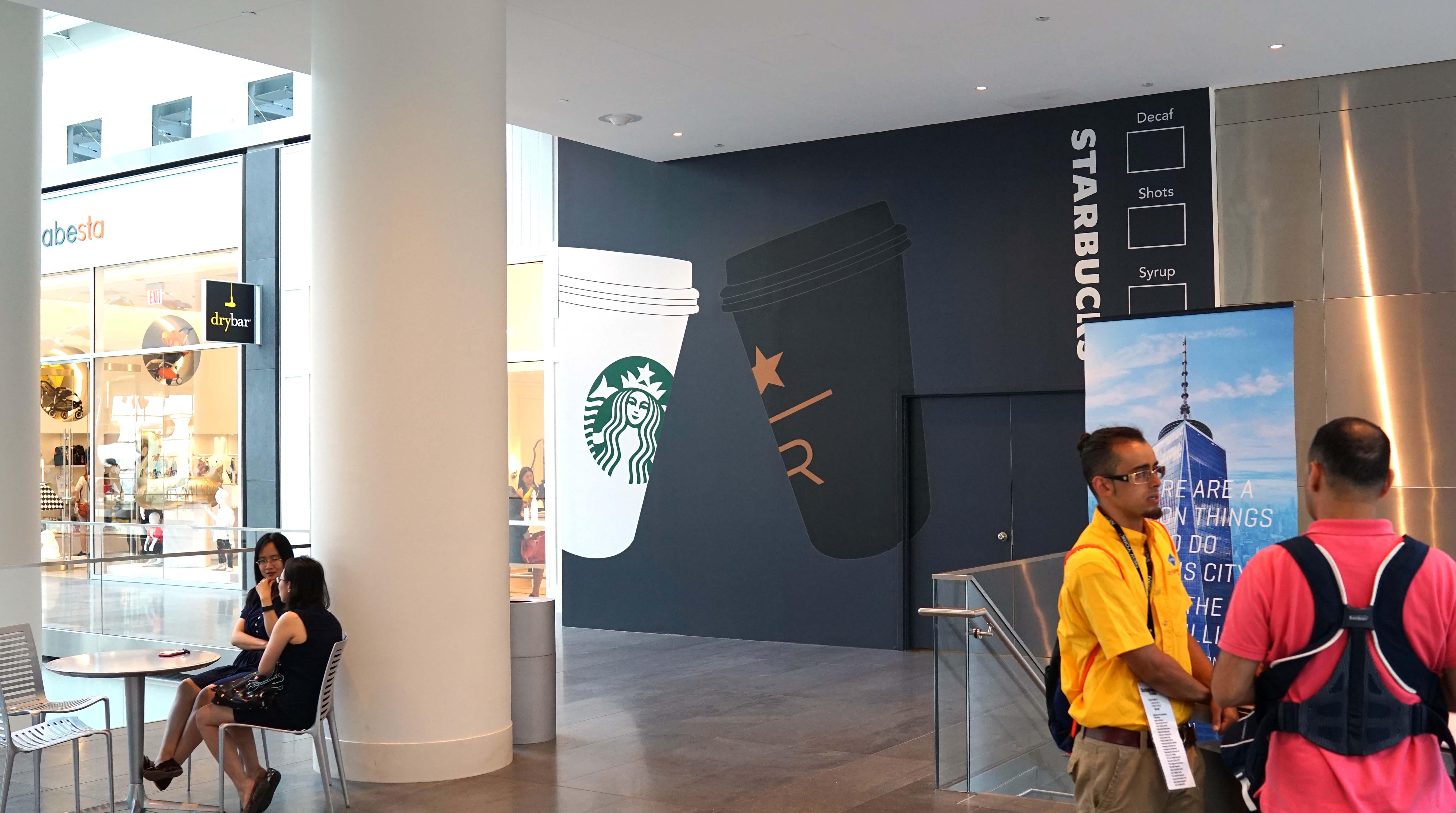 New Starbucks Brookfield Place 2