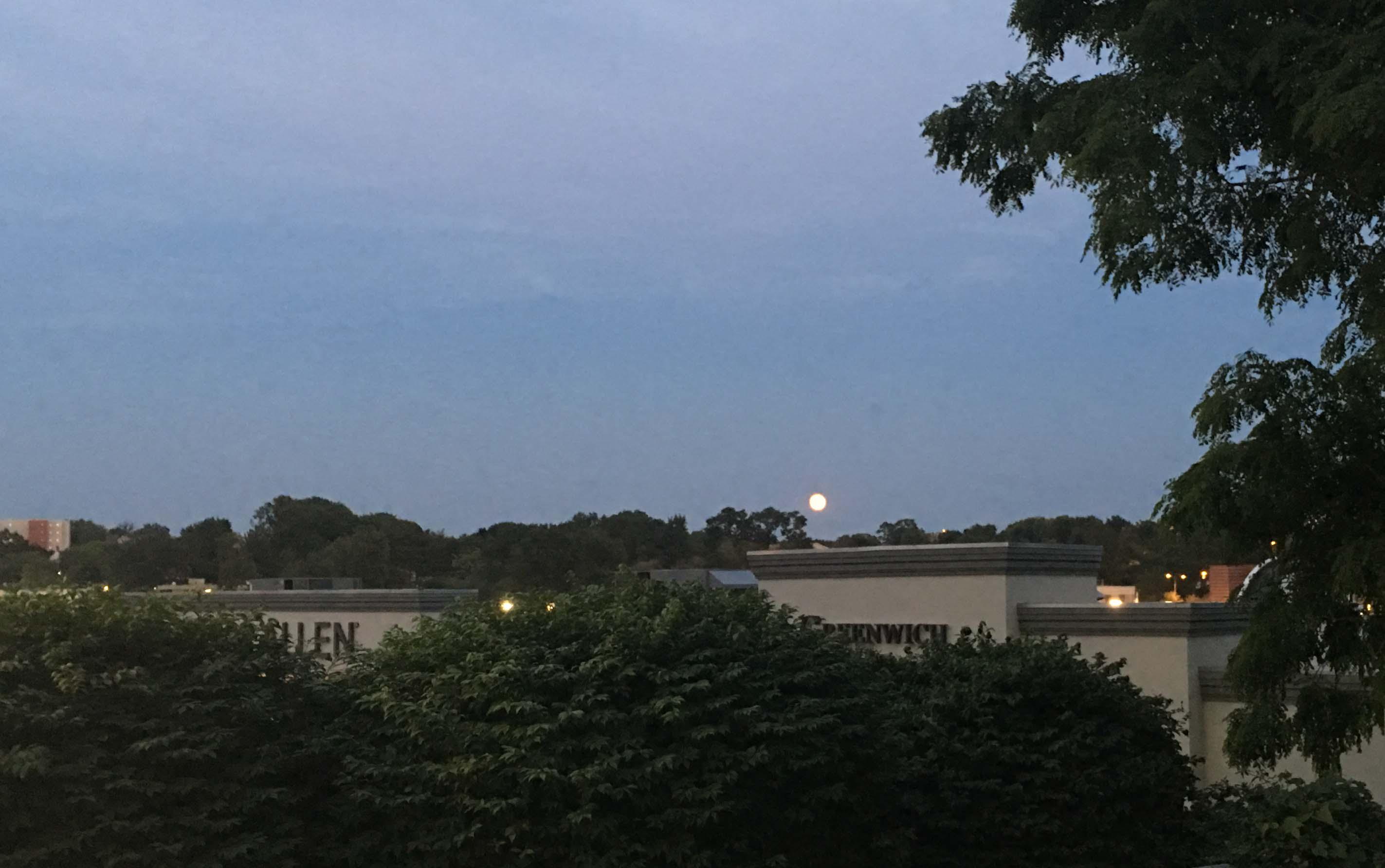Strawbeery moon June 20 2016