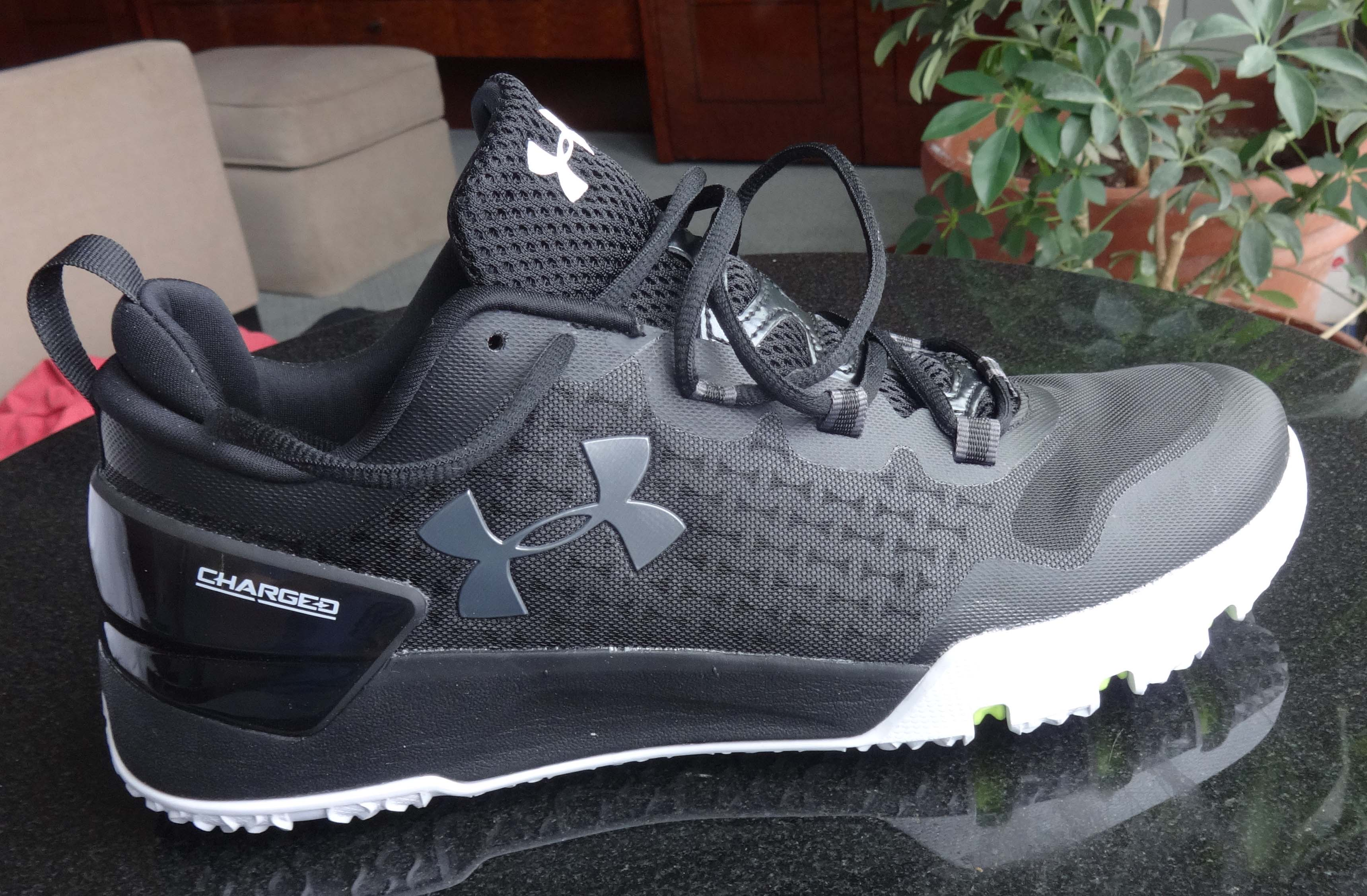 Under Armour trainer shoe