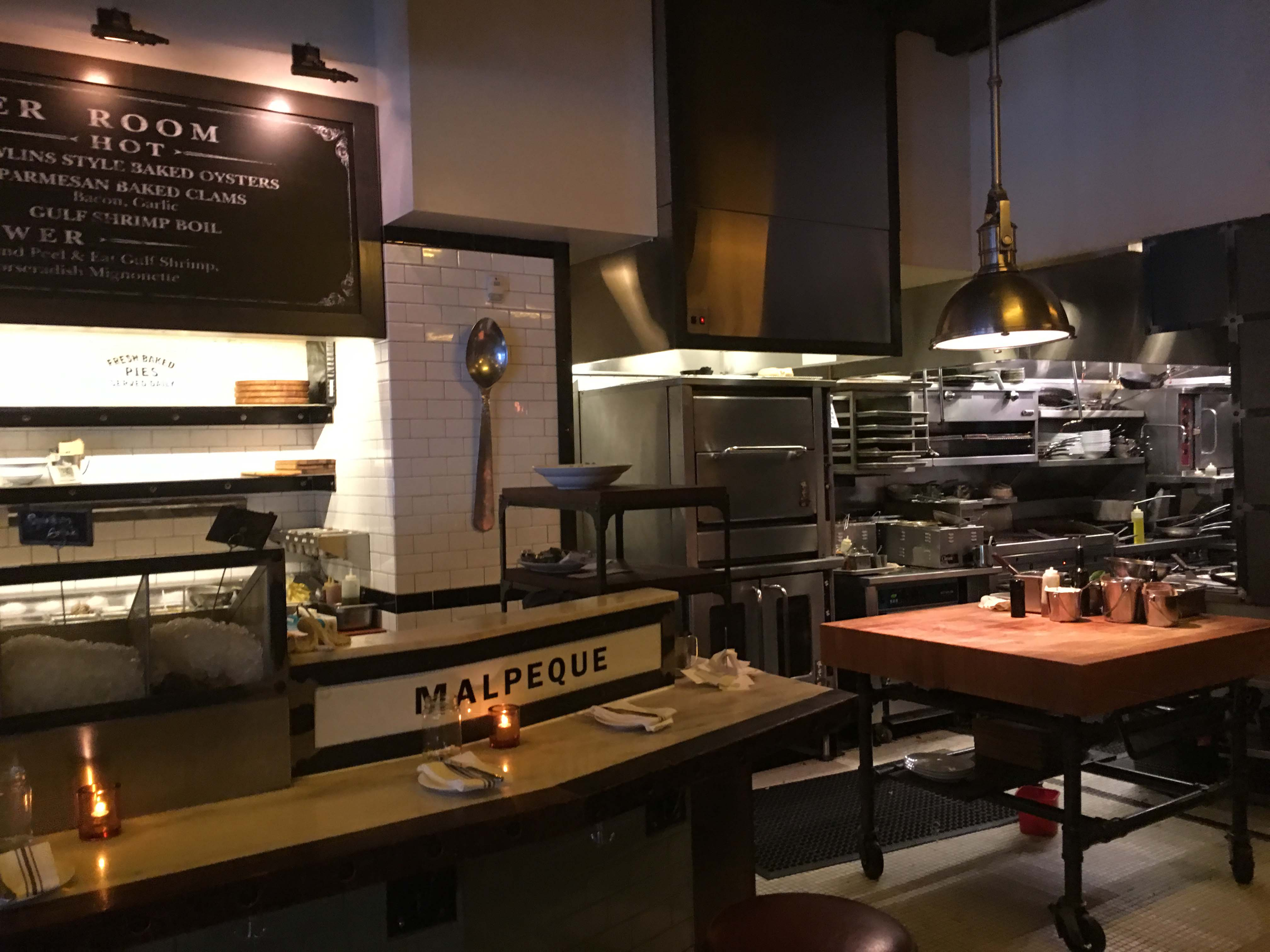 The Pearl kitchen