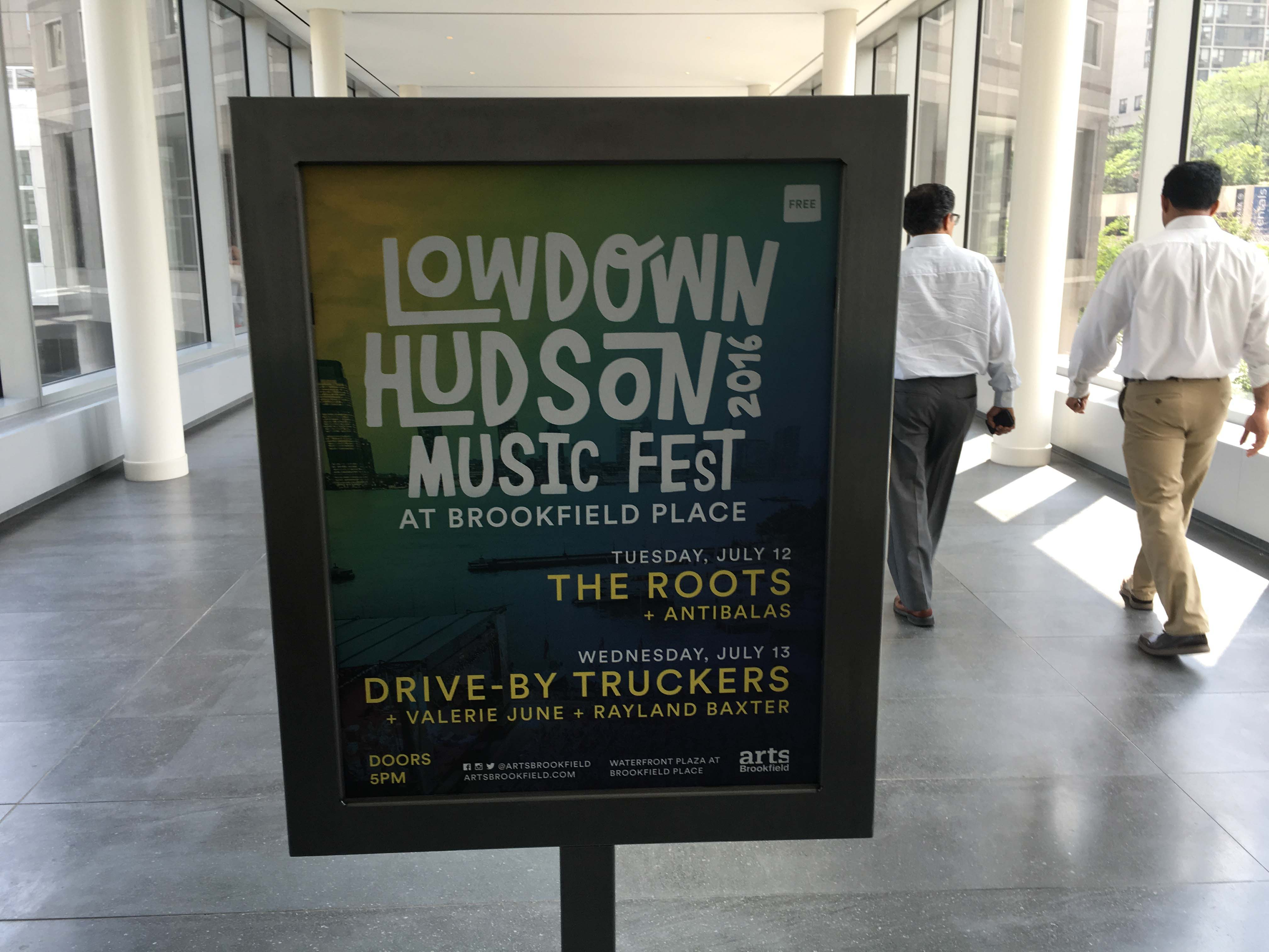 The Roots July 12 2016