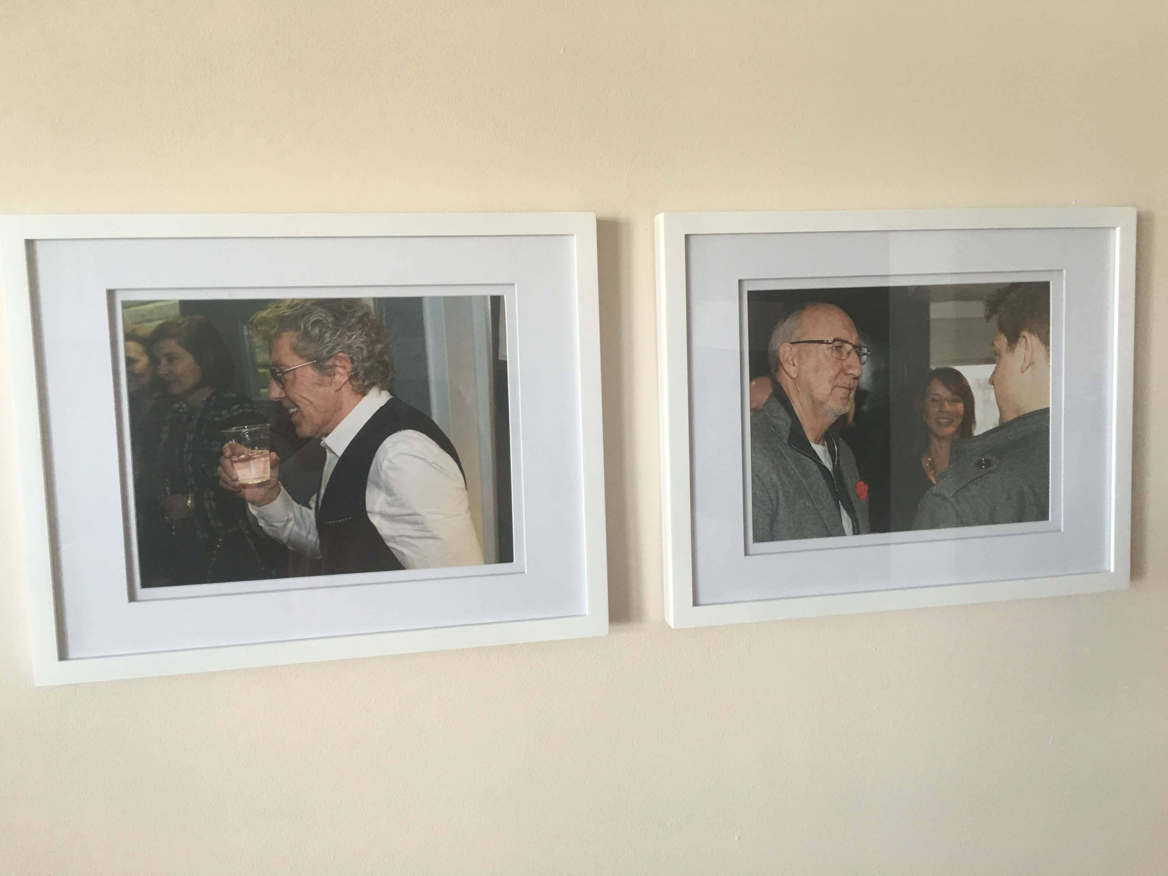 Daltrey Townshend photos