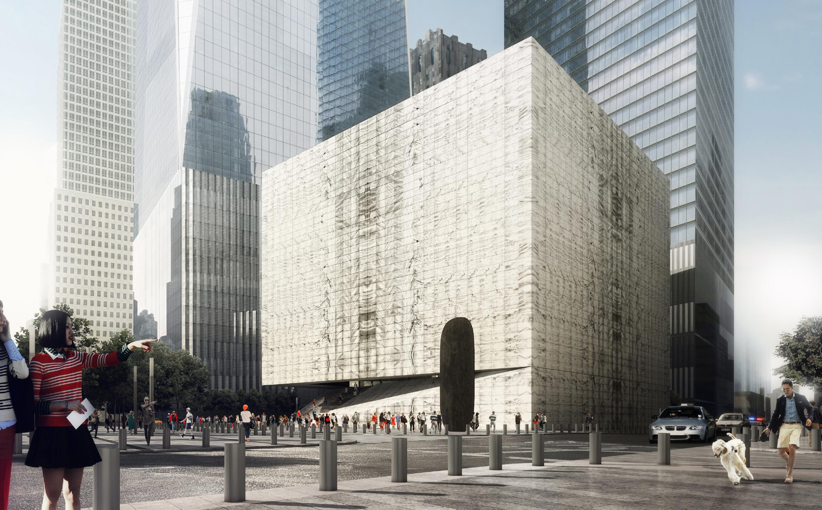 WTC performing arts center 2