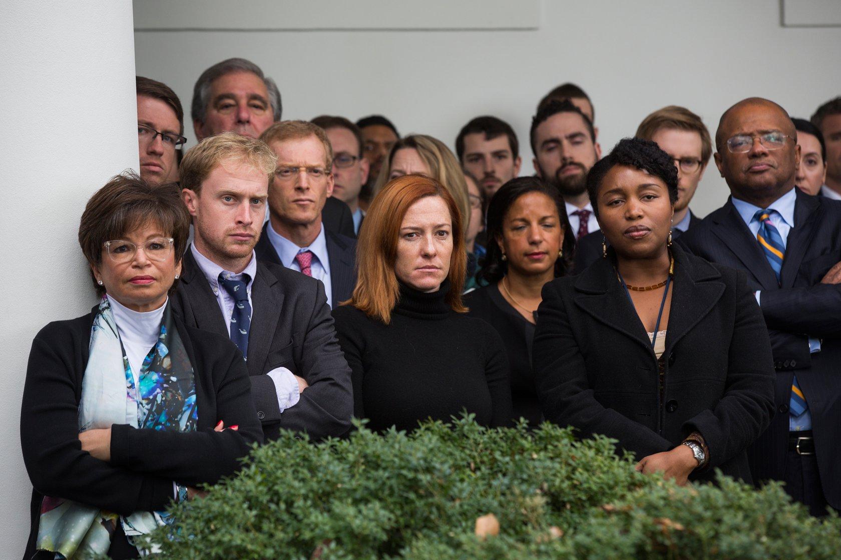 white-house-staff-obama-speech